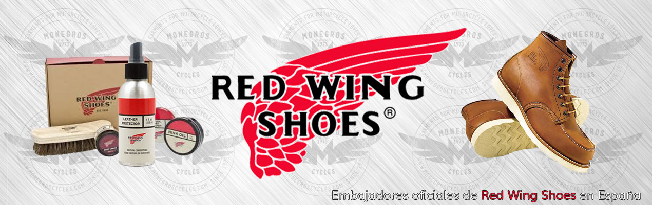 Red Wing Shoes España