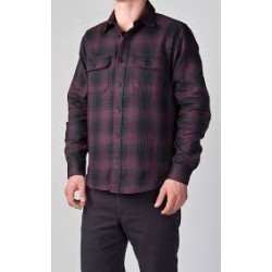 Camisa Wrenchmonkees Checked Port Royal - MonegrosCycles