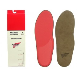 Shaped Comfort Footbed
