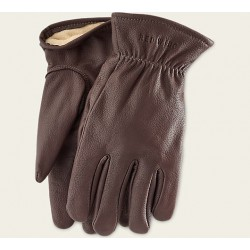 Guantes Red wing -Lined glove Brown