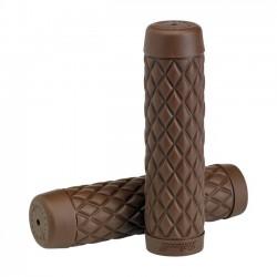 """Puños Biltwell Torker Chocolate 1"""""""