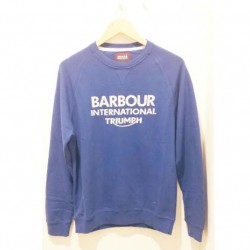 BARBOUR TRIUMPH Absorber crew