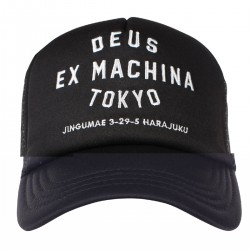 Gorra Deus Ex Machina Trucker Tokyo