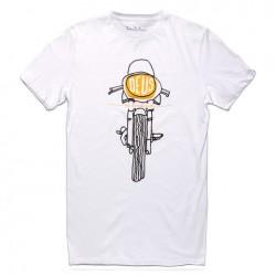 Camiseta Deus Frontal Matchless White