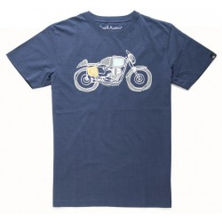 Camiseta Deus Ex Machina G50 Navy