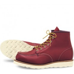 Red Wing Moc Toe 8131
