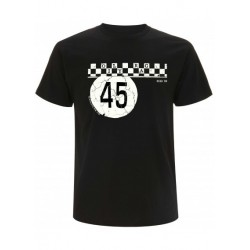 Camiseta Oily Rag Cafe Racer 45