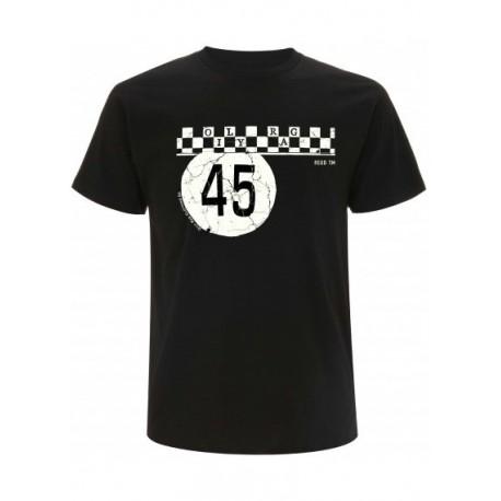 Camiseta Oily Rag Cafe Racer 45