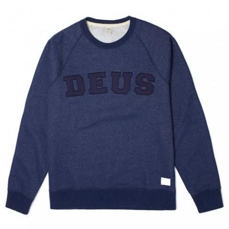 Sweater Deus Ex Machina Walter Applique - MonegrosCycles
