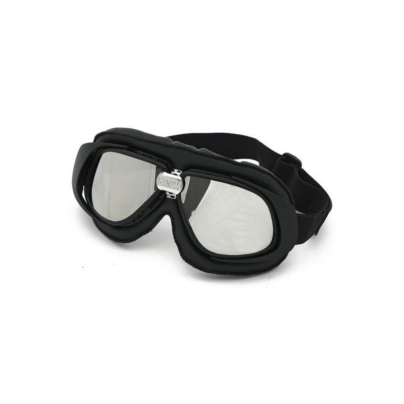 Gafas bandit negra cristal espejo for Cristal espejo