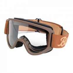 Gafas Biltwell Moto 2.0 marrones