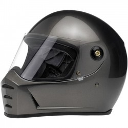 Casco integral Biltwell Lane Splitter negro mate