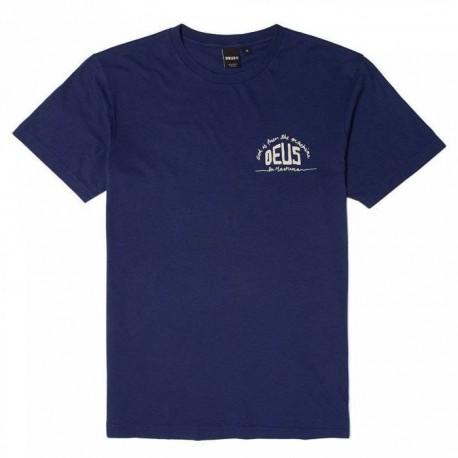 Camiseta Deus Ex Machina Old Style MC