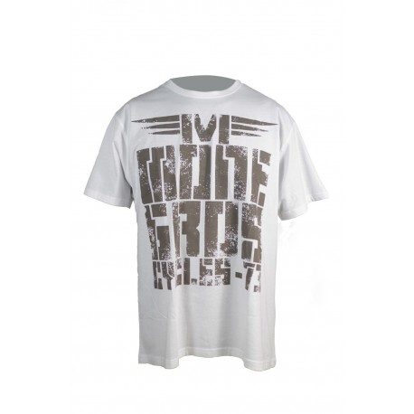 Camiseta MonegrosCycles Desert Night blanco