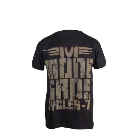 Camiseta MonegrosCycles Desert Night negra