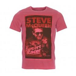 Camiseta Barbour STEVE McQUEEN Desert Racer