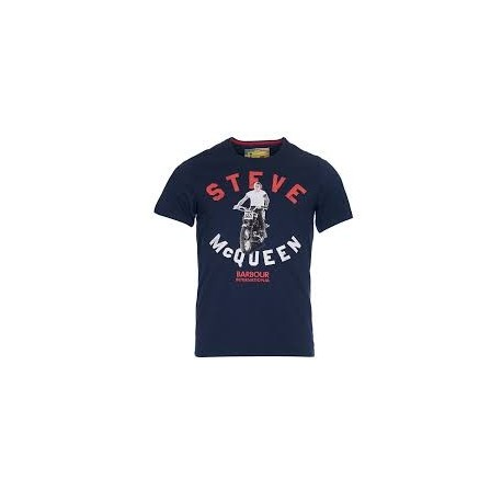 Camiseta Barbour STEVE McQUEEN Park