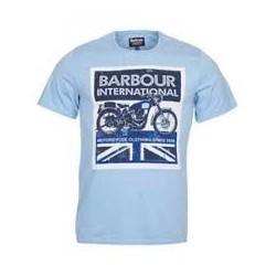 Camiseta Barbour STEVE McQUEEN Park tee white