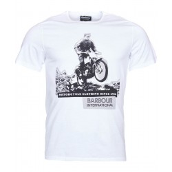 Barbour International Hill Climb tee