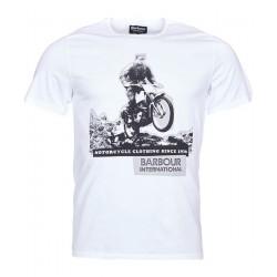 Camiseta Barbour International Hill Climb
