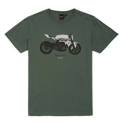 Camiseta Deus Ex Machina Camperdown Skull