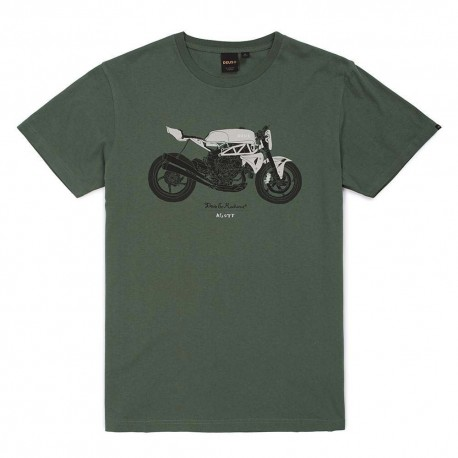 Camiseta Deus Ex Machina Agott