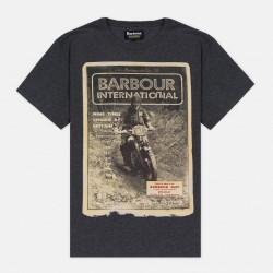 Camiseta Barbour STEVE McQUEEN Adventure - MonegrosCycles