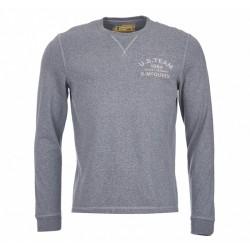Camiseta Barbour STEVE McQUEEN Parade gris - MonegrosCycles
