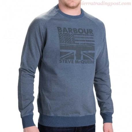 Barbour STEVE McQUEEN Flags crew