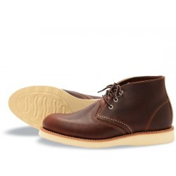 Red Wing Chukka 3141 - MonegrosCycles
