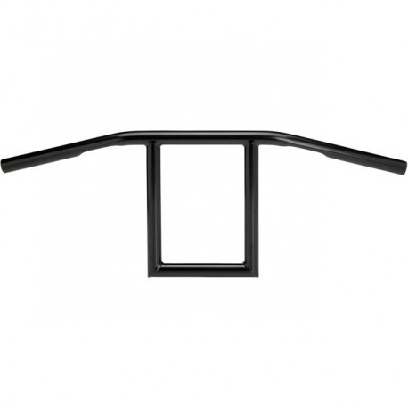 Manillar Biltwell Window Negro NON Dimpled
