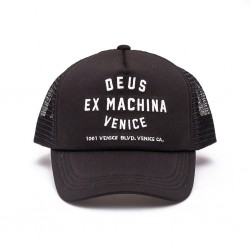 Gorra Deus Ex Machina Venice - MonegrosCycles