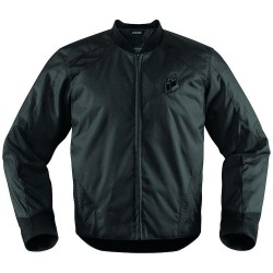 Chaqueta Icon Overlord Stealth - MonegrosCycles