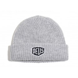 Shield Beanie Deus Ex Machina - charcoal