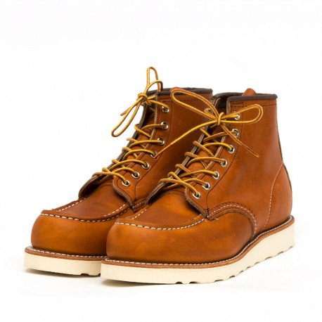 Red Wing 875 Oro Legacy - MonegrosCycles