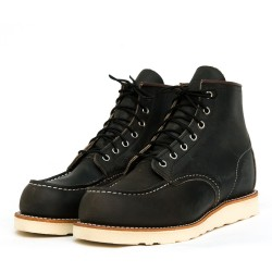 Red Wing Mog Toe 8890 - MonegrosCycles