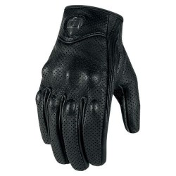 Guantes Icon Pursuit Touchscreen - MonegrosCycles