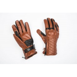 Guantes By City marrones