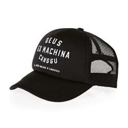 Gorra Deus Ex Machina Ganggu Trucker - MonegrosCycles