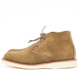 Red Wing Chukka Olive 3149