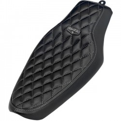 Biltwell Banana Tuck'n Roll Seat for HD Sportster