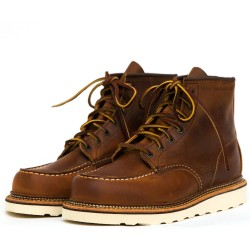 Red Wing Moc Toe 1907 copper