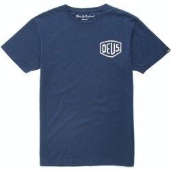 Camiseta Deus Ex Machina Tokyo navy - MonegrosCycles