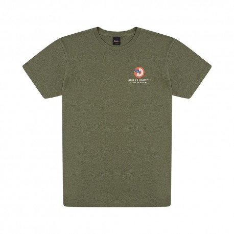 Camiseta Deus Ex Machina Fleet - MonegrosCycles