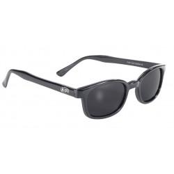 Gafas de sol X-KDS Gris oscuro - MonegrosCycles