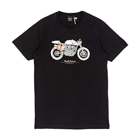 Camiseta Deus Ex Machina AMERICANS