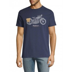 Camiseta Deus Ex Machina WALLAH - MonegrosCycles
