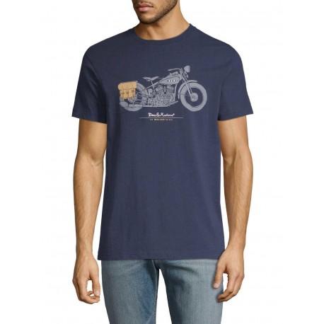 Camiseta Deus Ex Machina WALLAH - MonegrosCycles