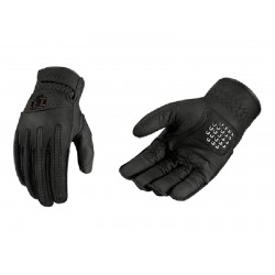 Icon Rimfire black gloves