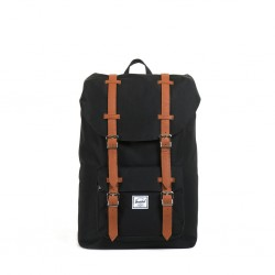 Mochila Herschel Little America Mid-volume black
